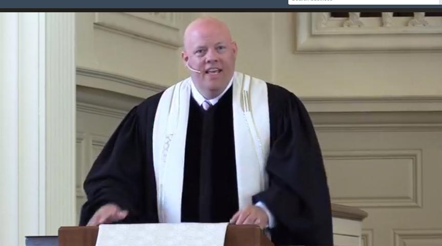 Pastor JC Austin